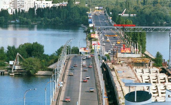 Чернавский мост Воронеж: строительство нового моста