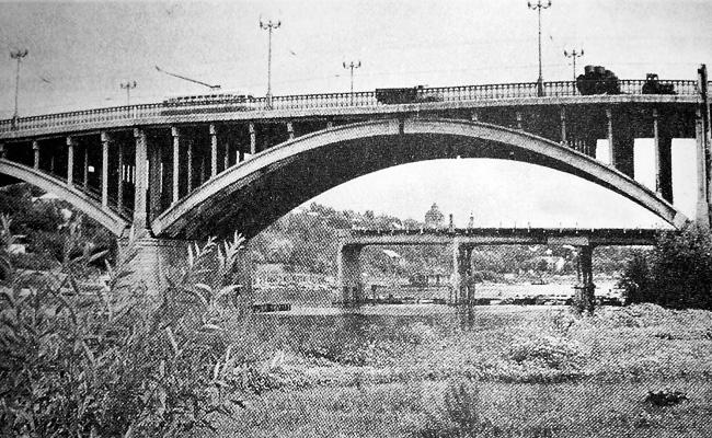 Чернавский мост 1959 года