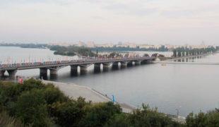 Чернавский мост - визитная карточка Воронежа