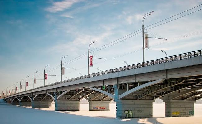 Чернавский мост Воронеж после реконструкции