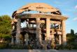 Ротонда - памятник руинного типа