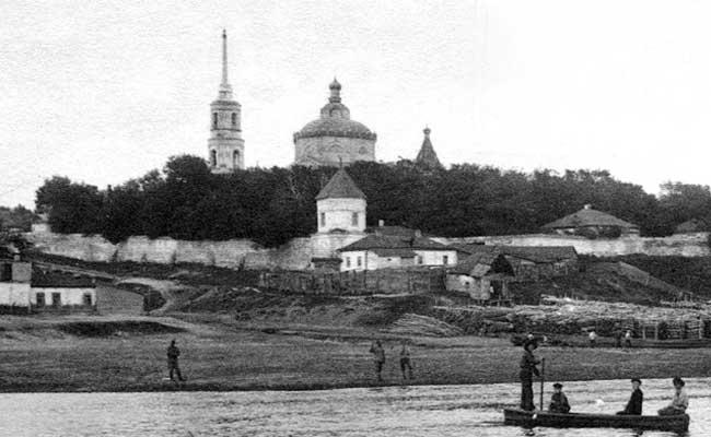 Алексеево-Акатов монастырь в царской России