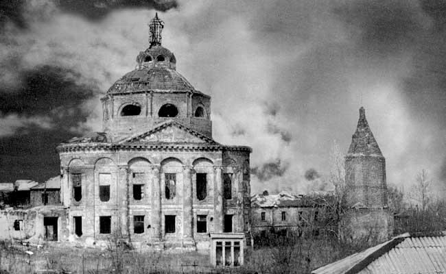 Алексеево-Акатов монастырь после войны