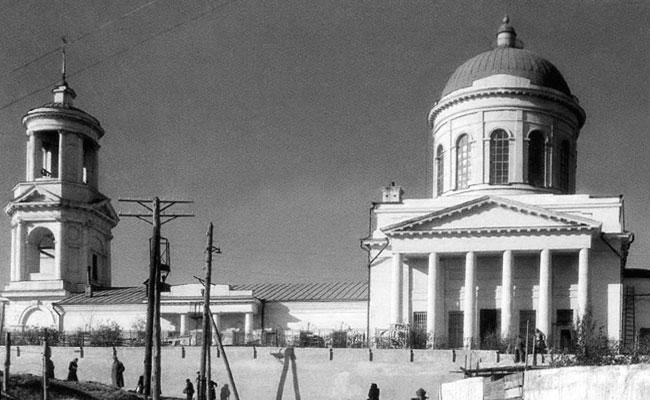 Покровский собор после реставрации, 1961-1962 гг.