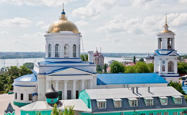 Покровский собор, Воронежская епархия