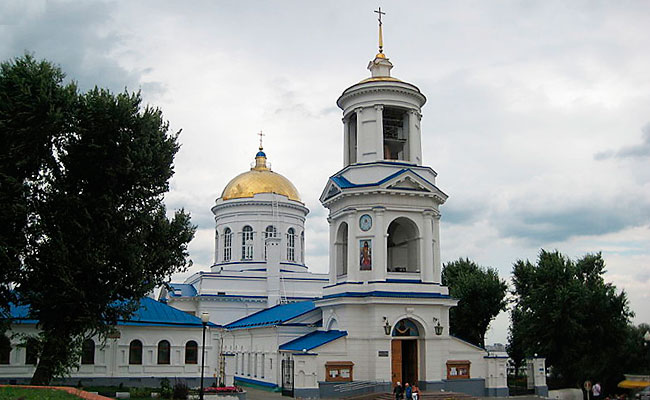 Внешний вид Покровского собора