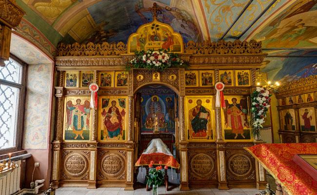 Покровский собор внутри, фото 4