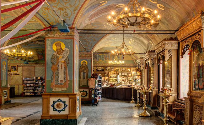 Покровский собор внутри, фото 5
