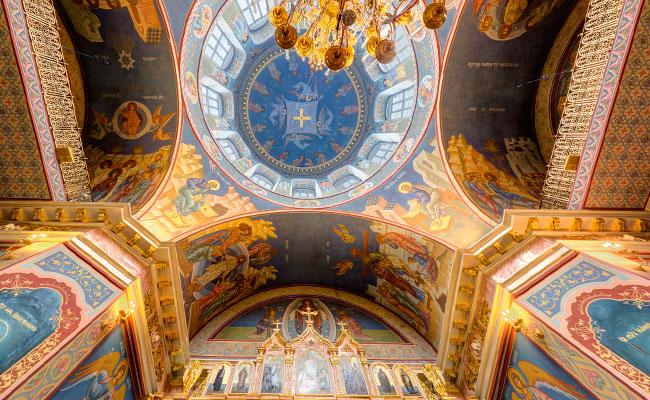 Покровский собор внутри, фото 1