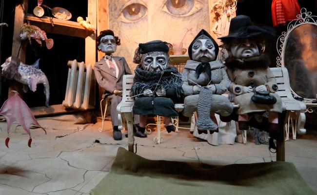 Музей кукольного театра Воронеж
