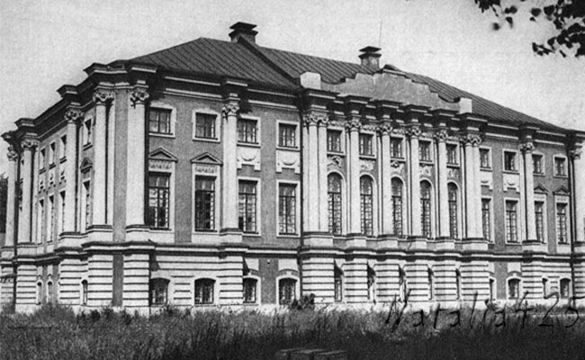 Воронежский дворец: здание краеведческого музея
