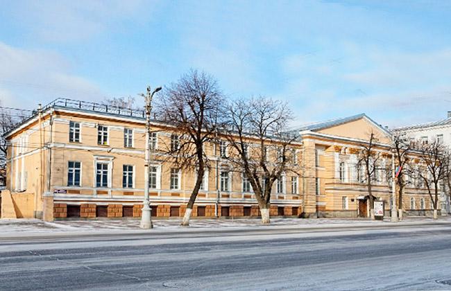 Дом губернатора в Воронеже