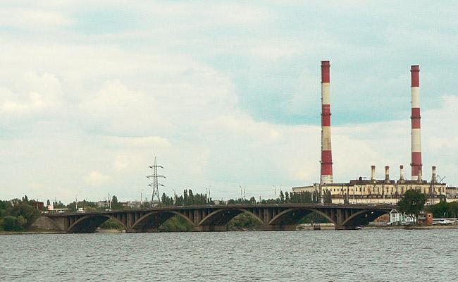 Вогрэсовский мост (Воронеж), фото