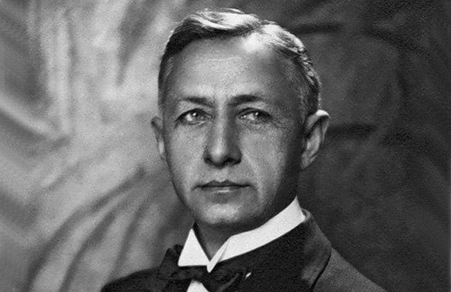 И.А. Бунин, фото 1928 г.