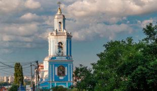 Никольский храм в Воронеже, фото