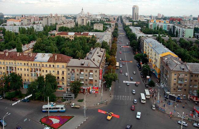 Площадь Заставы, Воронеж