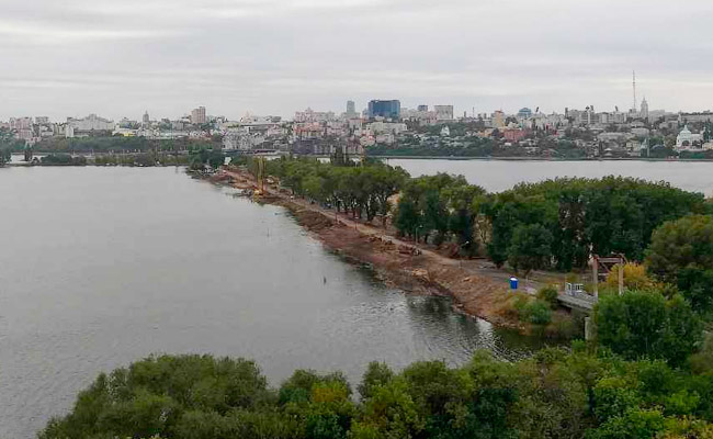 Придаченская дамба (Воронеж)