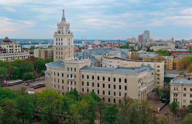 Здание Управления Юго-Восточной железной дороги (Воронеж), фото