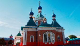 Казанский храм в Воронеже