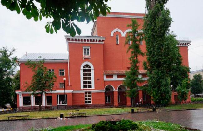 Мариинская гимназия (Воронеж) - Дом офицеров