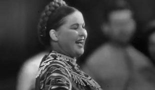 Певица Мария Мордасова