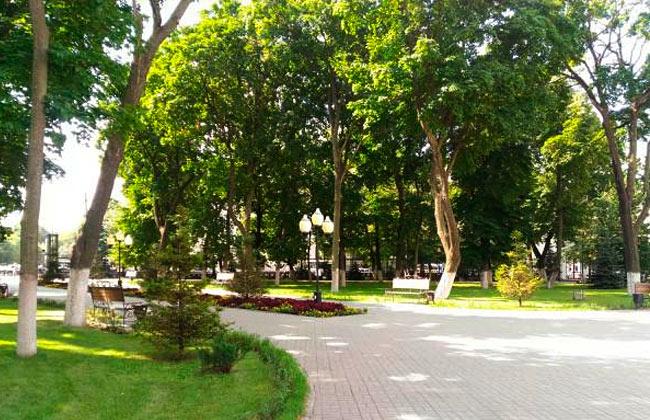 Первомайский сад (Воронеж)