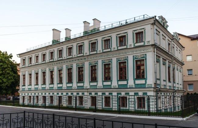 Здание Мещанской управы (Воронеж)